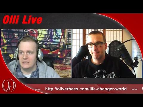 Life Changer World - Live Interview mit Marko Slusarek