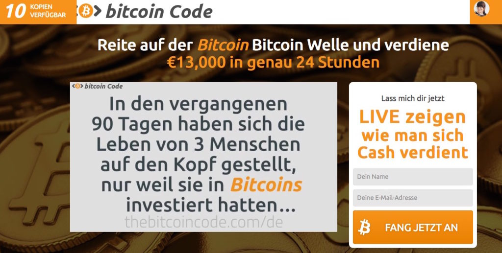 bitcoincode-site-experience