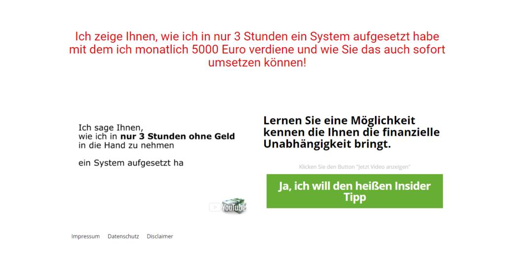 5000 euro tipp erfahrungen test mark reuter. Black Bedroom Furniture Sets. Home Design Ideas