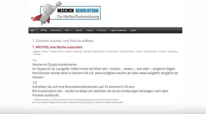 nischen-revolution