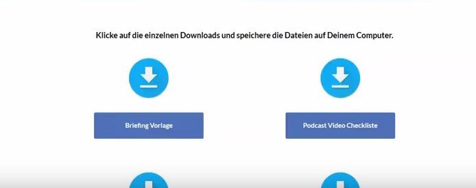 download-bereich