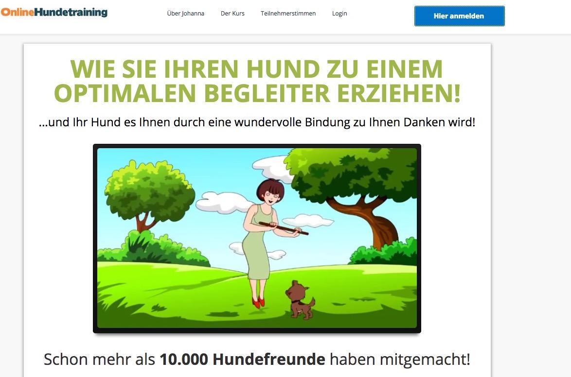 online-hundetraining-hundeschule-screnshot