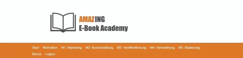 Amazing-eBook-Academy-menu