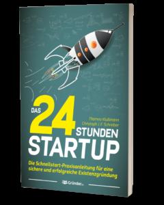 24 stunden startup erfahrung