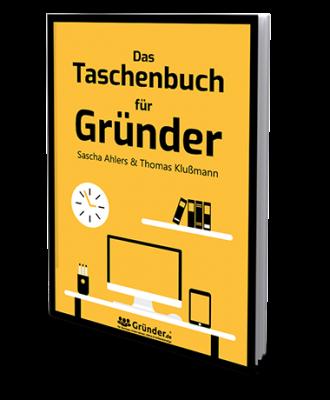 taschenbuch fuer gruender erfahrung